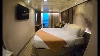 Celebrity Summit Balcony Cabin 8169 ~ Concierge Class