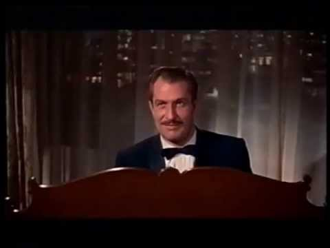 TCM Tribute to Vincent Price