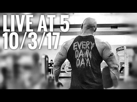 Live at 5 10/3/17