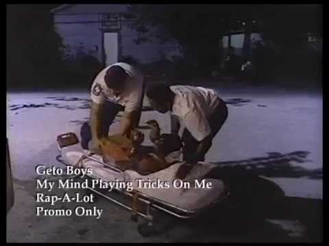 Geto Boys - Mind Playing Tricks On Me (HD)