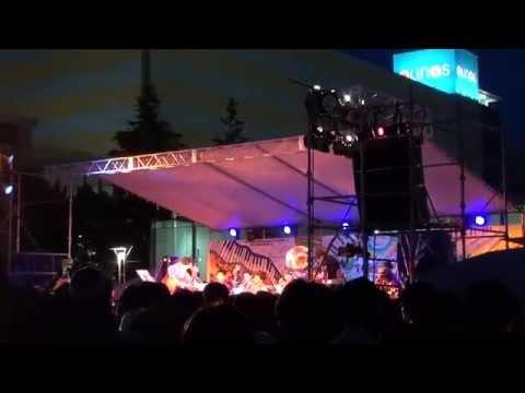 「琥珀色のブルース」大友良英スペシャルビッグバンド@すみだストリートジャズフェスティバル 2014/8/17