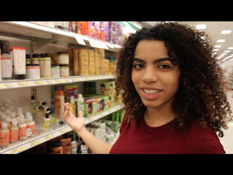 Target : Follow Me To Buy Hair Products & Haul | Natural Curly Hair