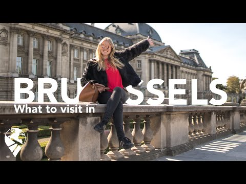 HOW TO VISIT BRUSSELS IN ONE DAY | EPISODE 07
