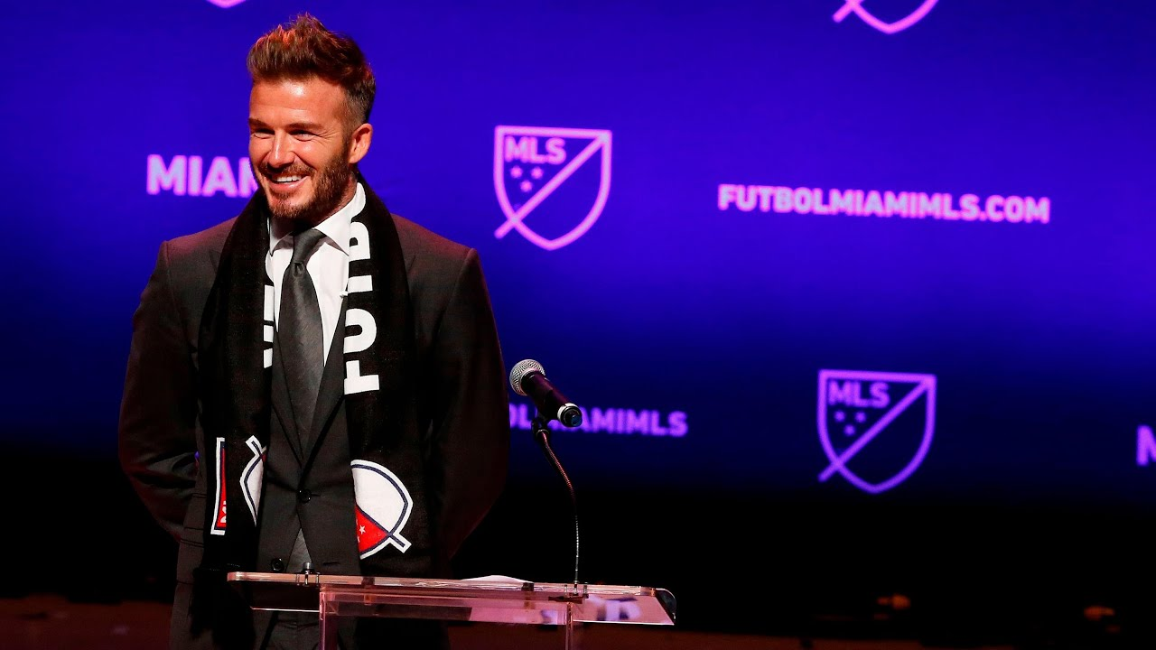 5e164ed9f94b MLS failed in Miami before. Will David Beckham's team be any different? |  Football | The Guardian