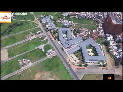 Khu dân cư An phú-An khánh quận 2 qua góc nhìn Flycam