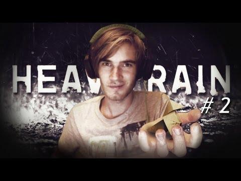 DETECTIVE PEWDIE! - Heavy Rain - Playthrough - Part 2