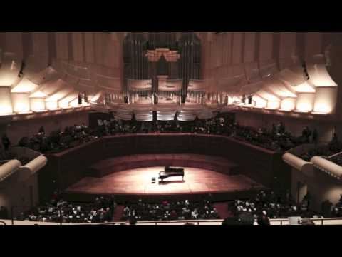 An evening with Pianist, Yuja Wang at Davies Hall in San Francisco