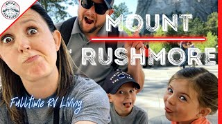 Mount Rushmore National Memorial Family Tour