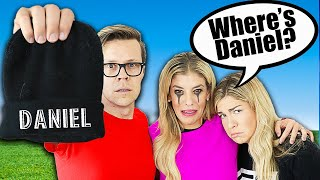 Daniel is Missing at the Lake of Secrets!  (Searching for RZ Twin Reveals New Evidence)