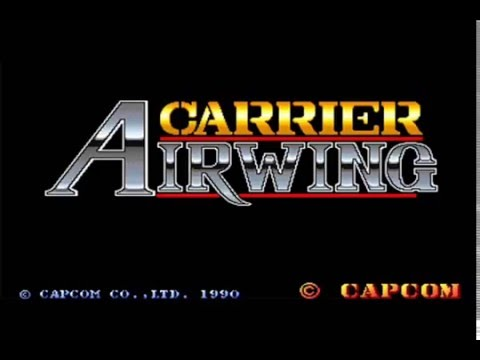 Carrier Air Wing (Arcade Ost) - Mission 1