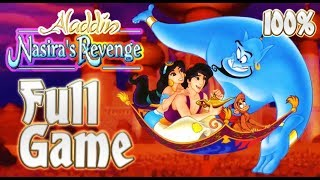 Скачать Disney S Aladdin In Nasira S Revenge FULL GAME Movie 100 Longplay PS1
