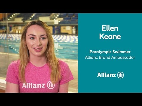 World Para Swimming Allianz European Championships feat. Ellen Keane
