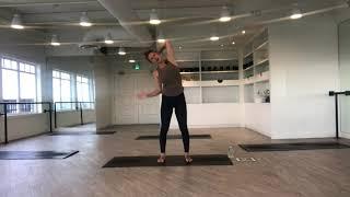 Morning Movement Practice