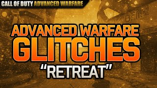 (Tanrı Modu/Yenilmezlik) geri Çekilme Wallbreach Glitch [AW Hataları]Call of Duty: Advanced Warfare -