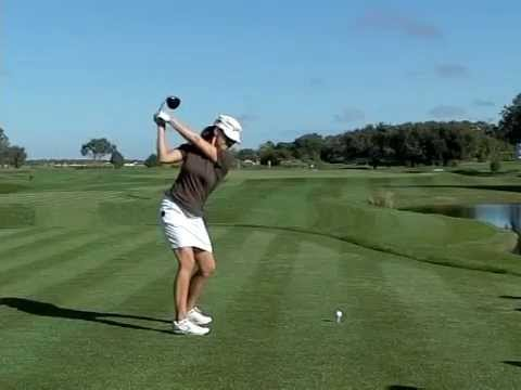 Leta Lindley LPGA Tour Golf Swing
