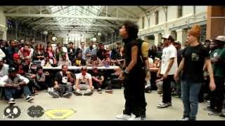 LES TWINS CRIMINALZ CREW VS JEC - HIPHOP VS KRUMP VOL 2  BY YZIS PROD WHIT HKEYFILMS