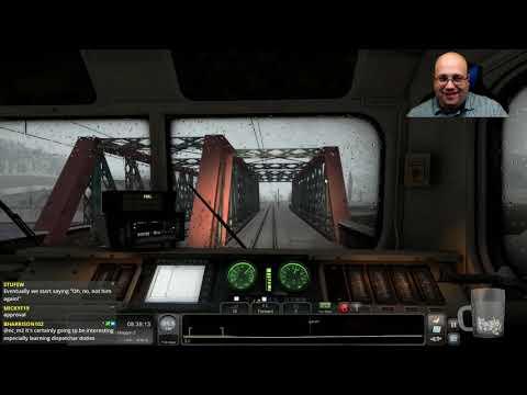 Train Simulator 2019 - N.S337 GDR Special - DB Br 155 On Ruhr Sieg Line