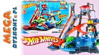 Hot Wheels • MegaMyjnia Atak krokodyla • FTB67 • Mattel