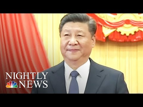 China Scraps Presidential Term Limits, Allowing Xi To Rule Indefinitely | NBC Nightly News