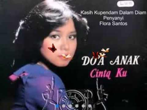 Kasih Kupendam Dalam Diam Flora Santos