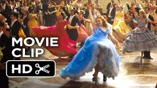 Cinderella Movie CLIP - Come With Me (2015) - Lily James, Cate Blanchett Disney Movie HD thumbnail