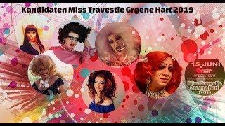 Miss Travestie Groene Hart 2019 - Studiogesprek