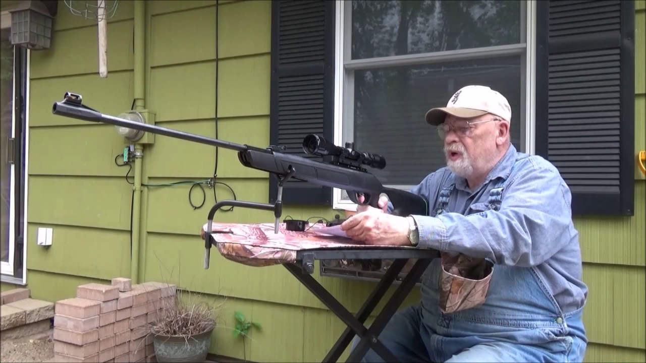 Review, Gamo Magnum 22 Cal Pellet Rifle With IGT Mach 1 Piston