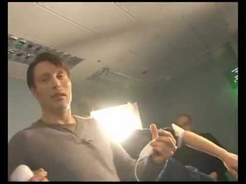 Wii with Mads Mikkelsen