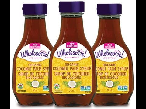 "Review: ""Wholesome"" Organic Coconut Palm Syrup"