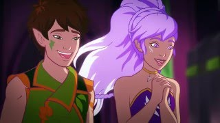 dragons to save time to be brave lego elves story part 2