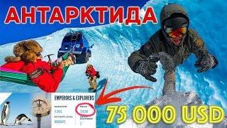 Антарктида. Зачем тратить 75 000 долларов, чтобы не увидеть даже пингвина? #MamontCup2018