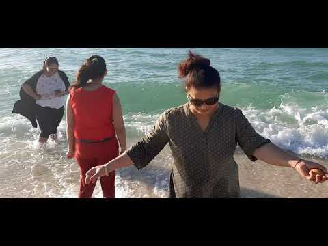 Dubai vlog// KITE BEACH.