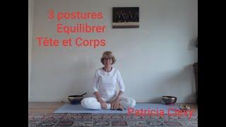Trouver un équilibre entre la logique et l'intuition. Kundalini Yoga pour tous. Avec Patricia Clévy.