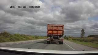Рация в машине-разговоры, приколы на 4:35!!! (отпуск-2014, Р351 Екатеринбург-Тюмень)