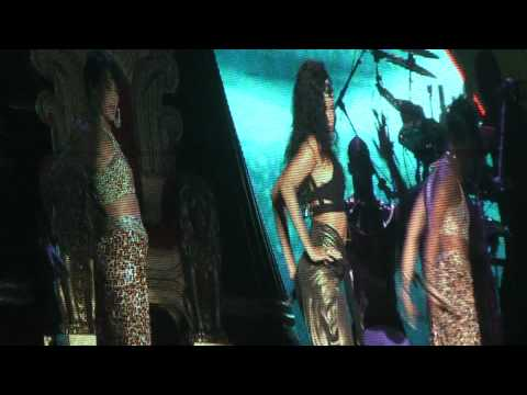 Rihanna - Where Have You Been - Summer Sonic 2012 @ Osaka リアーナ HD