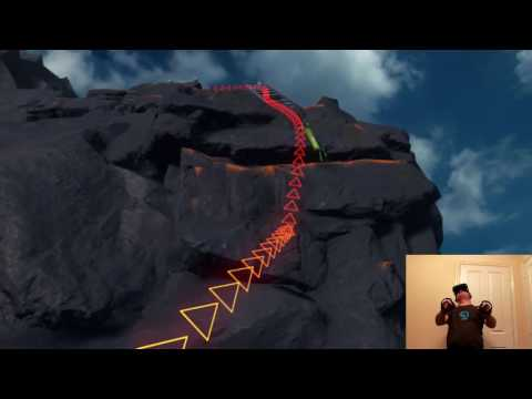 "The Climb ""North"" on Medium (Oculus Touch)"