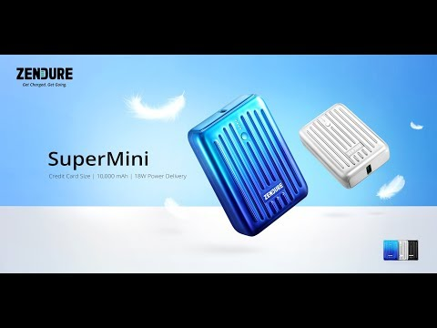 SuperMini from Zendure: A Game-Changing Portable Charger?