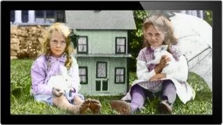 How To: Color An Old Black & White Photo