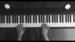 Toygar ışıklı-sen yanımdayken(piano cover by Melika Mirbagheri)