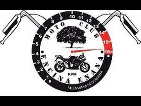I Reunión Motera Villanueva de Córdoba 2013 moto club