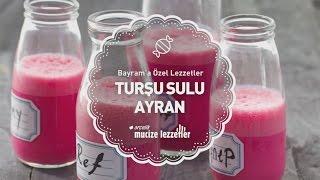 Turşu Sulu Ayran Tarifi #mucizelezzetler