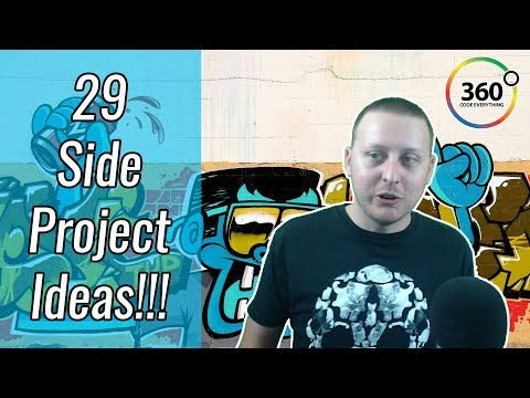 29 Side Project Ideas | Start a Side Project Today and Help Your Career | Ask a Dev