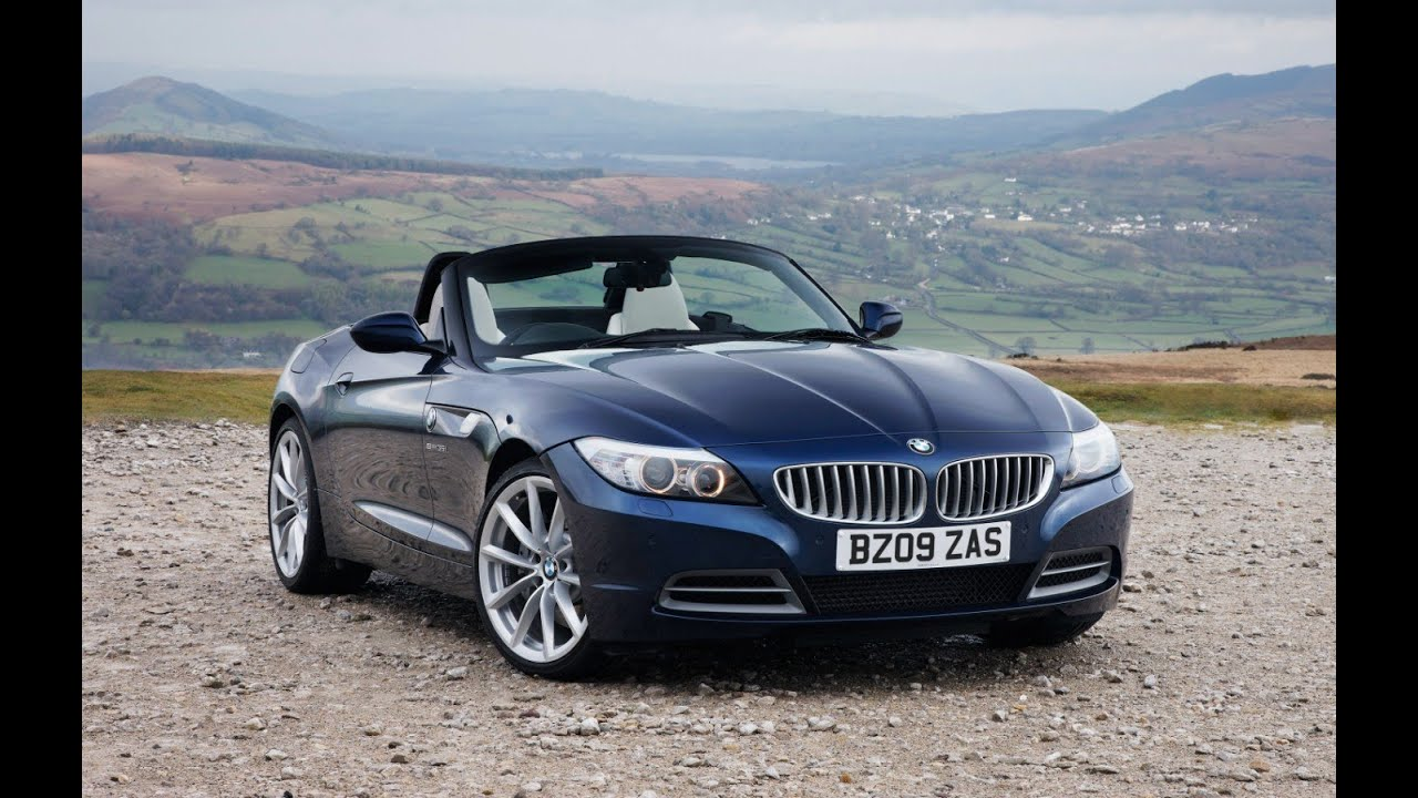 Bmw E89 Z4 Official Youtube