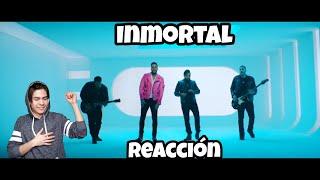 Aventura - Inmortal (Official Video) (Reacción)