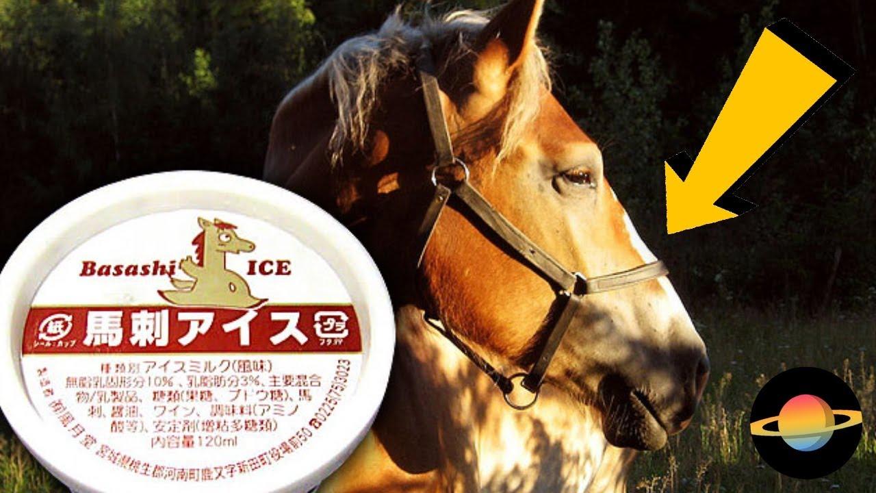 10 najdziwniejszych smaków lodów