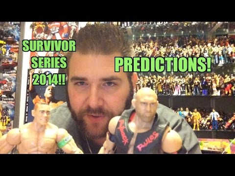 Grim's SURVIVOR SERIES 2013 Predictions and Preview! Fu ...