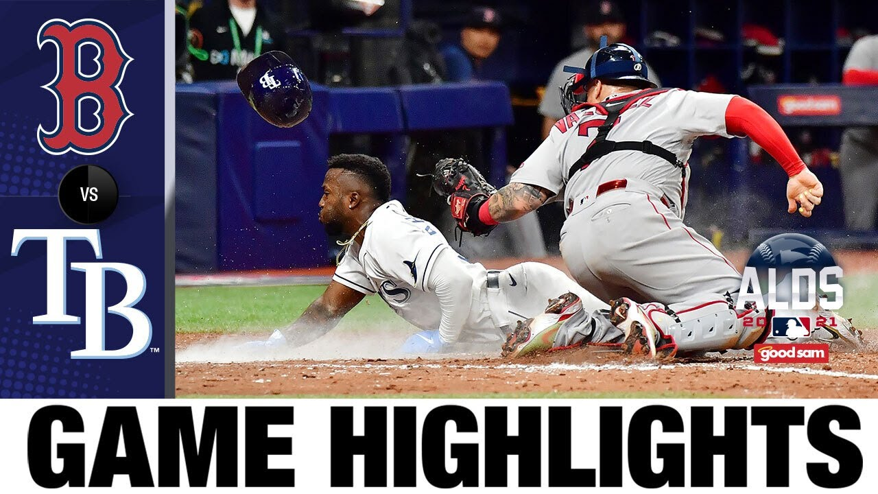 Tampa Bay's Arozarena and Franco Beat Boston Red Sox the Old ...