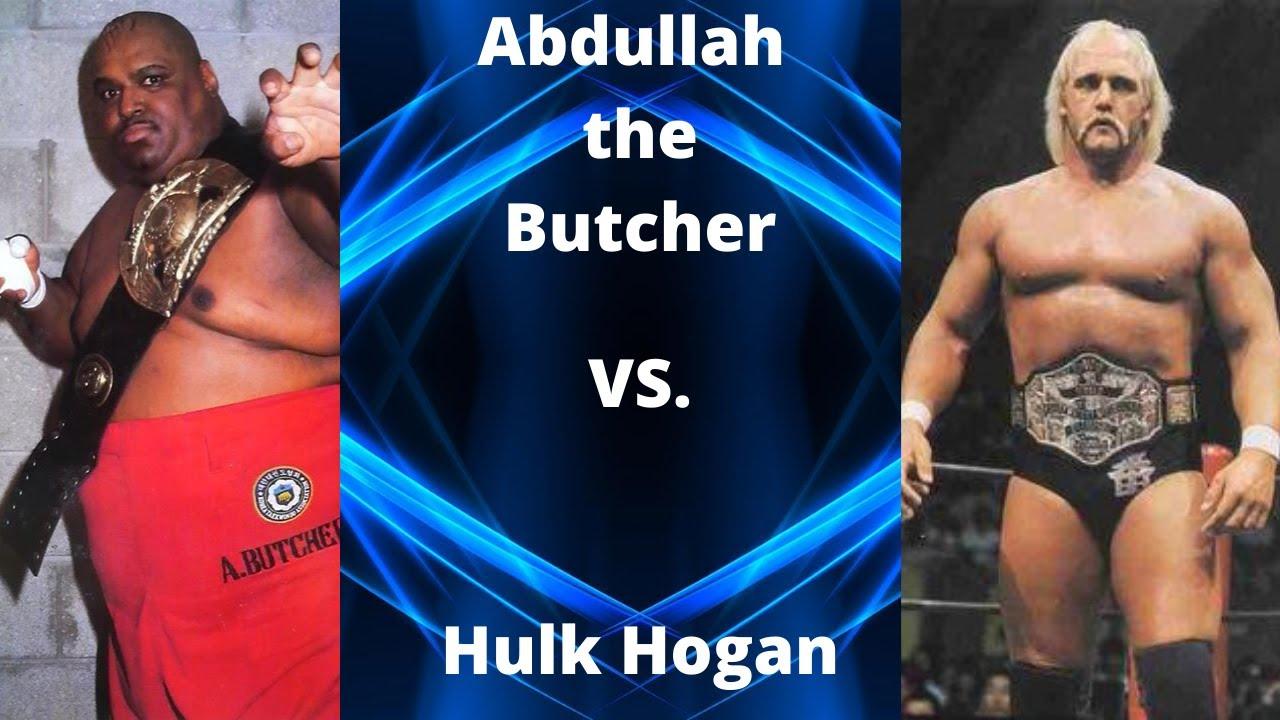 Fire Pro Wrestling World Abdullah The Butcher Vs Hulk Hogan Youtube