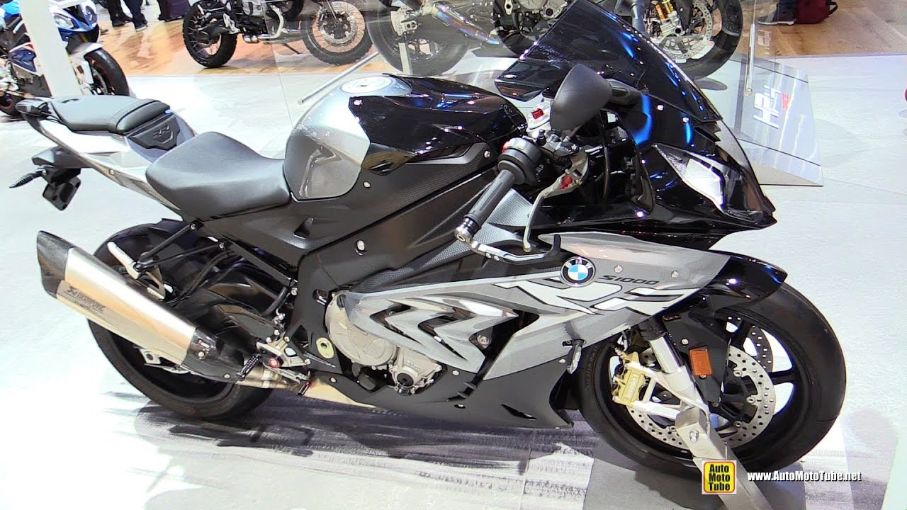 2017 Bmw S1000rr Walkaround 2016 Eicma Milan Youtube