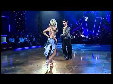 Alex Fevola & Arsen Kishishian - DWTS - S10 E4 - Rumba
